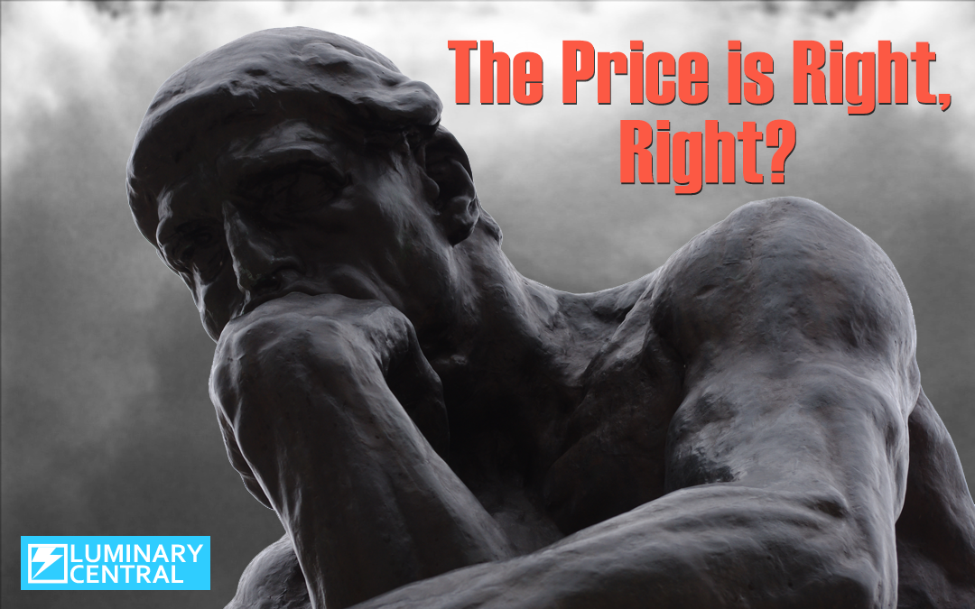 A Primer on Pricing Strategies – Intelligent Pricing | Luminary Central